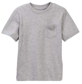 Joe Fresh Short Sleeve Pocket Tee (Toddler & Little Boys)