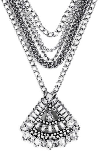Women's Baublebar Vivienne Pendant Necklace 2