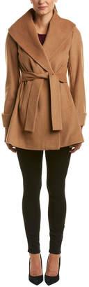 Trina Turk Trina By Kristen Wool-Blend Coat