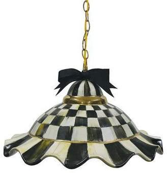 Mackenzie Childs MacKenzie-Childs Fluted Hanging Lamp