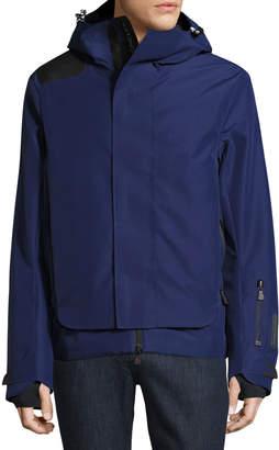 Moncler Valberg Ski Jacket, Blue