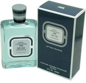 Royal Copenhagen Musk for Men Aftershave Lotion 8-Ounce