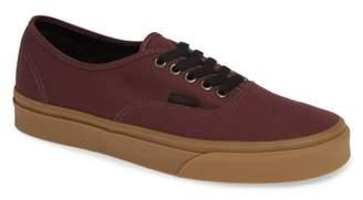 Vans Authentic Gum Outsole Sneaker