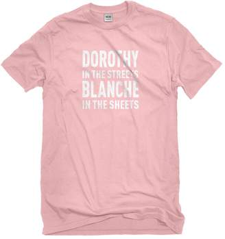 Indica Plateau Mens Dorothy in the Streets Charcoal Grey T-Shirt