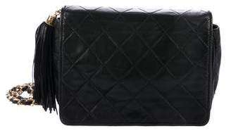 Chanel Quilted Lambskin Chain Bag