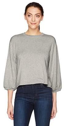 Velvet by Graham & Spencer Women's Ember Soft Fleece Sweatshirt