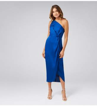Ever New VYLA ONE SHOULDER TWIST DRESS