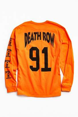 Urban Outfitters Death Row '91 Long Sleeve Tee