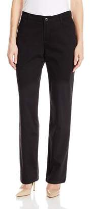 Lee Jeans Women's Relaxed Fit Straight Leg Pant