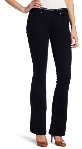 Calvin Klein Jeans Women's Skinny Flare Saturated Rinse Jean