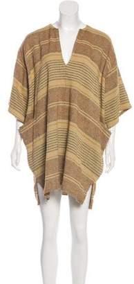 Michael Kors Striped Casual Dress