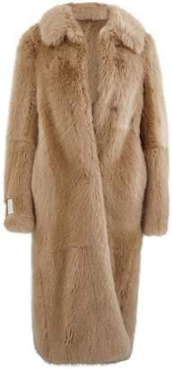 Stella McCartney Stella Mc Cartney Faux fur coat