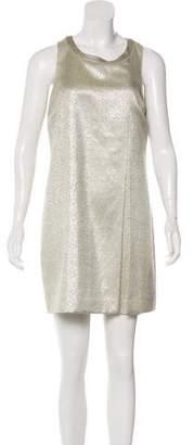Rachel Zoe Brocade Mini Dress