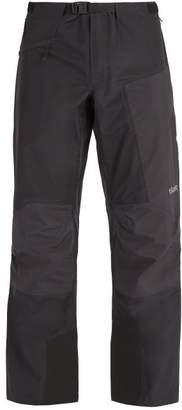 Tilak - Attack Waterproof Trousers - Mens - Black Grey