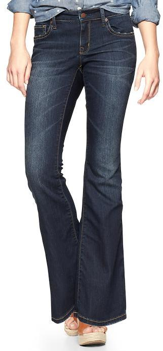 Gap 1969 Curvy Perfect Boot Jeans