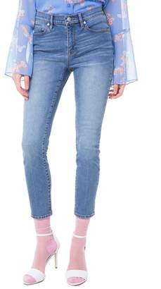 Juicy Couture Desert Wash Denim Mid-Rise Skinny Jean