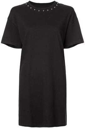 Current/Elliott studded T-shirt dress