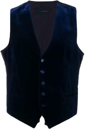 Tagliatore buttoned classic vest