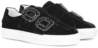 Roger Vivier Sneaky Viv Double Buckle sneakers