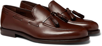 Paul Smith Larry Leather Tasselled Loafers - Men - Brown