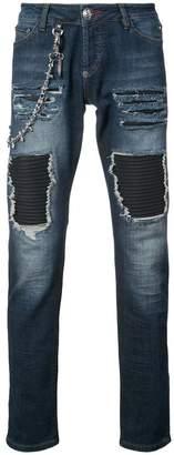Philipp Plein Fashion Show jeans