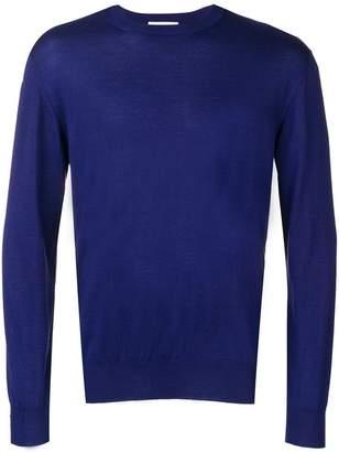 Cruciani slim-fit pullover
