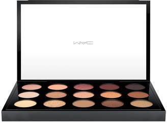 M·A·C Mac Warm Neutral Pro Palette 15 Eyeshadows