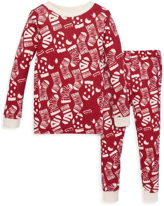Burt's Bees Holiday Stockings Organic Baby Pajamas