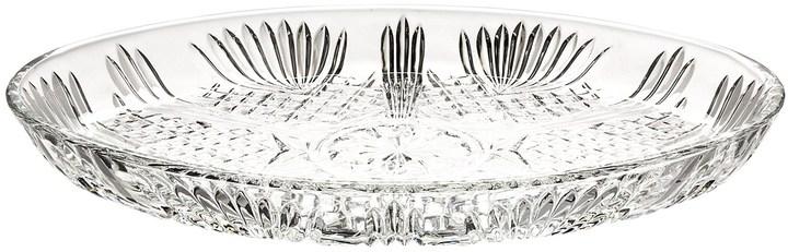"Bormioli Selecta Oval Platter - 12.5"""