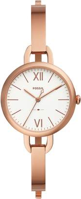 Fossil Annette Bracelet Watch, 30mm