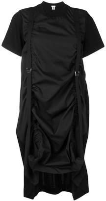 Comme des Garcons (コム デ ギャルソン) - Comme Des Garçons Noir Kei Ninomiya バックル ドレス