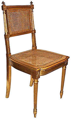 One Kings Lane Vintage French Louis XVI-Style Vanity Chair