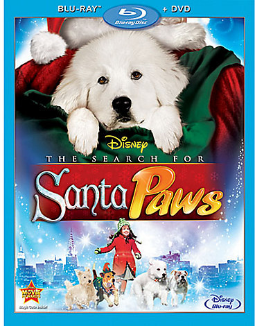 The Search for Santa Paws - 2-Disc Set