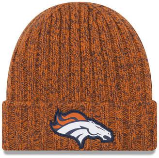 New Era Women Denver Broncos On Field Knit Hat