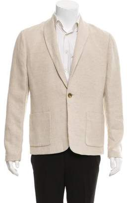 James Perse Shawl Collar Blazer