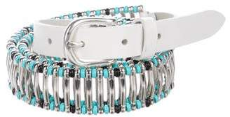 IRO Embellished Leather Belt