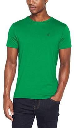 e01cadca465586 at Amazon.co.uk · Tommy Jeans Men s Basic Knit Short Sleeve T-Shirt