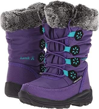 Kamik Girls' Ava Snow Boot