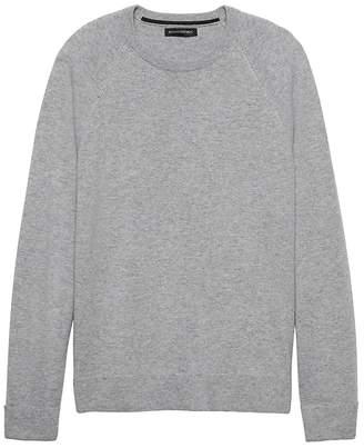 Banana Republic Machine-Washable Wool-Cashmere Sweater