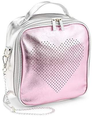 Bari Lynn Girl's Love Glitter Lunchbox