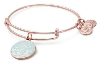 Alex and Ani Mind Over Matter Expandable Wire Bangle