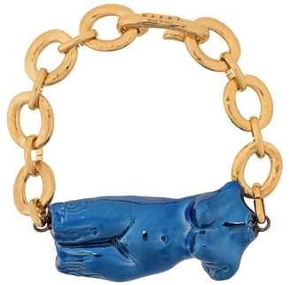 Marni statue pop bracelet