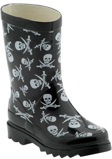 Chooka Tossed Skulls (Infant/Toddler/Youth)