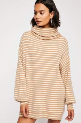 Keep A Secret Cashmere Tunic