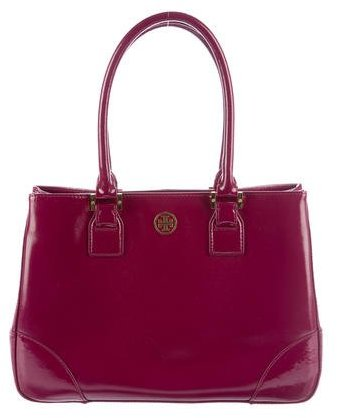 Tory BurchTory Burch Robinson Patent Leather Tote