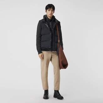 Burberry Cashmere Hooded Top