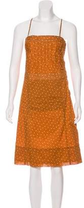 Marc by Marc Jacobs Sleeveless Midi Dress