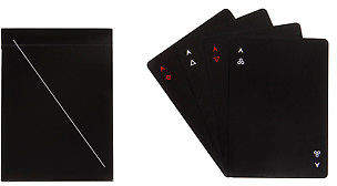 Areaware NEW minim playing cards Men's by Until