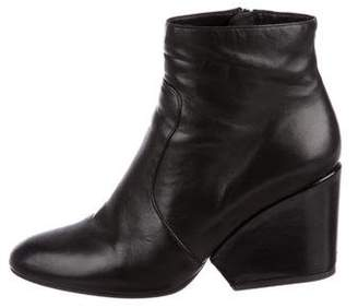 Robert Clergerie Clergerie Paris Toots Leather Booties