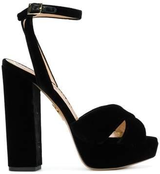 Charlotte Olympia platform open-toe sandals